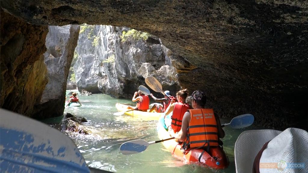 Национальный Морской Парк Ангтхонг | Mu Ko Ang Thong National Park | Каякинг