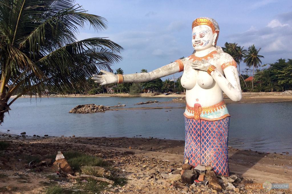 Самый Большой Будда | Биг Будда на острове Самуи и другие храмы | Big Buddha Samui
