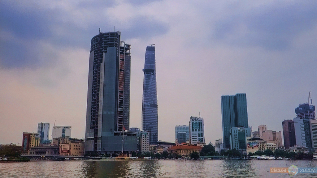 Bitexco Financial Tower | Хошимин, Вьетнам
